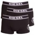 3PACK pánské boxerky Diesel černé (00SAB2-0TANL-01)