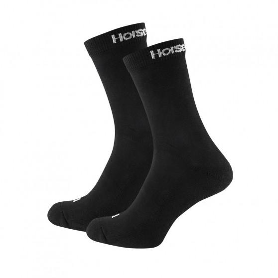 3PACK ponožky Horsefeathers černé (AA547A)