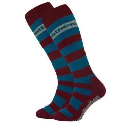 Ponožky Horsefeathers levi ruby