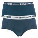 2PACK dámské kalhotky Puma modré (573010001 945)