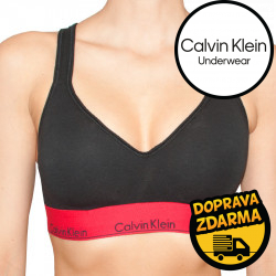 Dámská podprsenka Calvin Klein černá (QF1654E-BWZ)