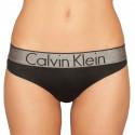 Dámská tanga Calvin Klein černá (QF4054E-001)