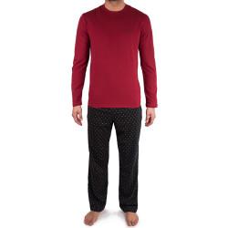 Pánské pyžamo Calvin Klein vícebarevné (NM1469E-YLS)