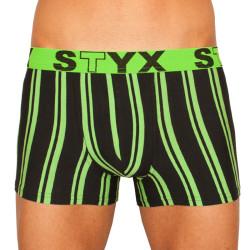 Pánské boxerky Styx sportovní guma vícebarevné (G764)