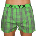Pánské trenky Styx sportovní guma vícebarevné (B509)