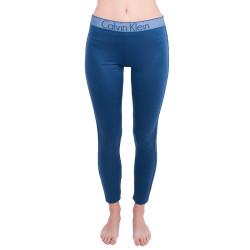 Dámské legíny Calvin Klein customized stretch modré