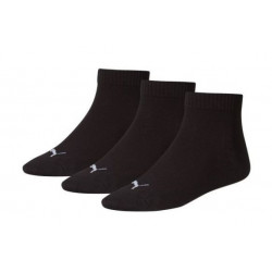 3PACK ponožky Puma černé (251015 200)