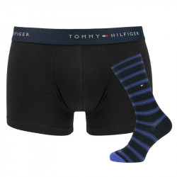 Pánské boxerky a ponožky Tommy Hilfiger vícebarevné (UM0UM00404 990)