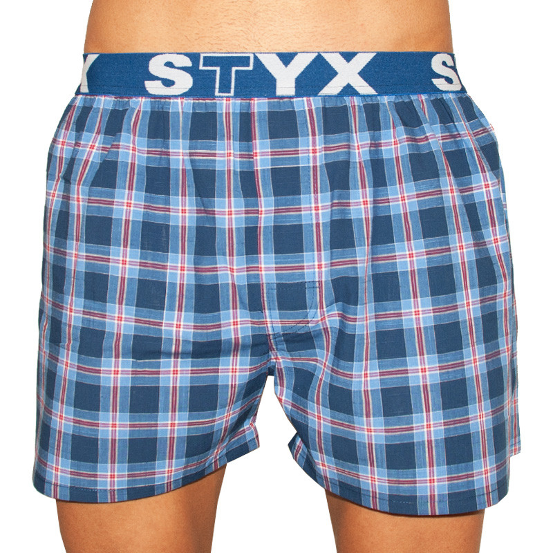Pánské trenýrky STYX sport B7 kostka XL