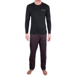 Pánské pyžamo Calvin Klein vícebarevné (NM1472E-WLC)