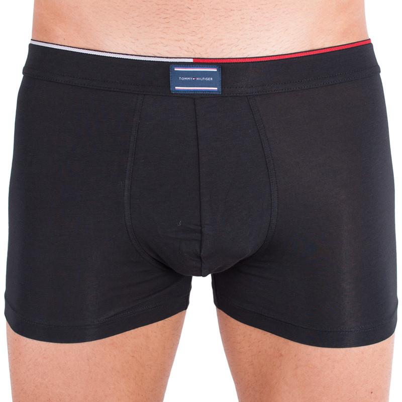 Pánské boxerky Tommy Hilfiger trunk černé M