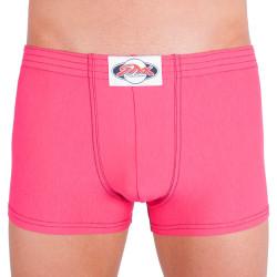 Pánské boxerky Styx klasická guma červené (Q1)