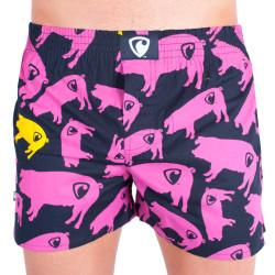 Pánské trenýrky Represent exclusive ali pig farm pink