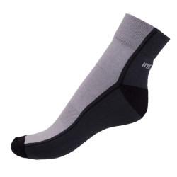 Ponožky Infantia Streetline tmavě šedé