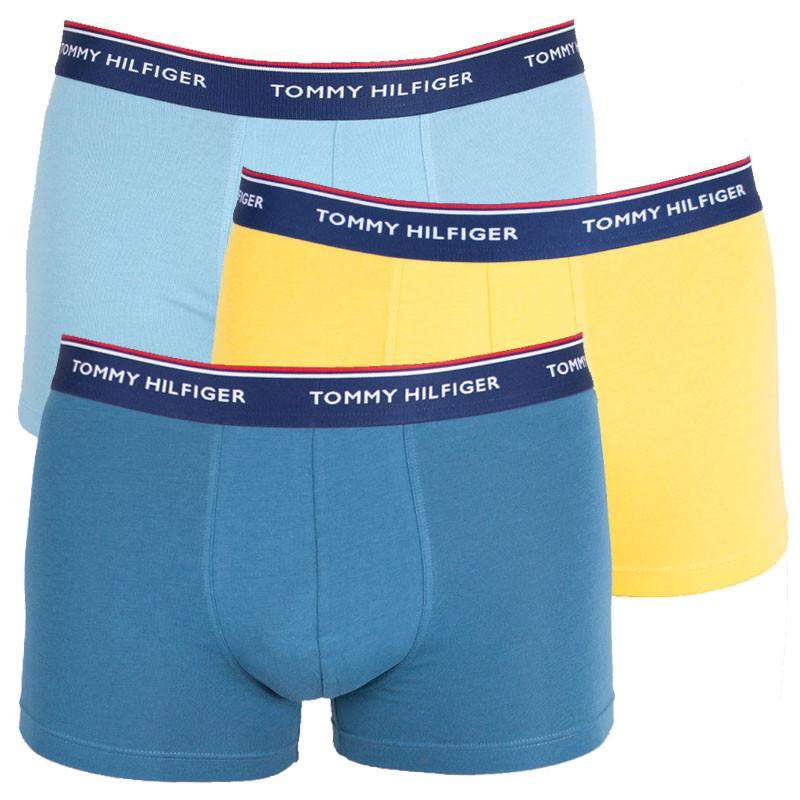 3PACK pánské boxerky Tommy Hilfiger vícebarevné (1U87903842 082) M dcffb6c227b