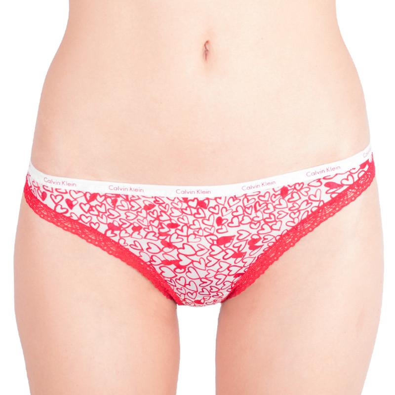 Dámské kalhotky Calvin Klein vícebarevné (D3447E-OH5) M