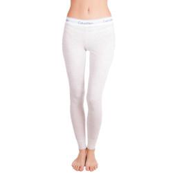 Dámské legíny Calvin Klein krémové