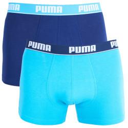 2PACK pánské boxerky Puma modré (671001001 632)