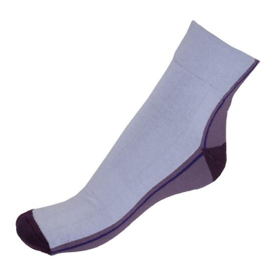 Ponožky Infantia Streetline fialové