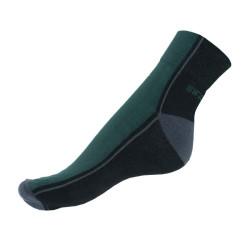 Ponožky Infantia Streetline zeleno černé