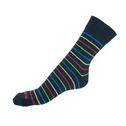 Ponožky Infantia classicline barevné proužky