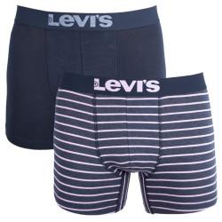 2PACK pánské boxerky Levis vícebarevné (971001001 030)