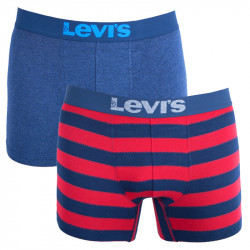 2PACK pánské boxerky Levis vícebarevné (971022001 219)