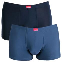 2PACK pánské boxerky S.Oliver grey & black