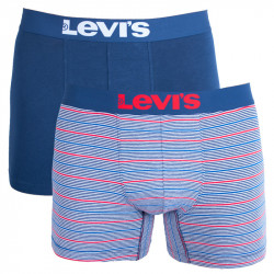 2PACK pánské boxerky Levis vícebarevné (985001001 198)