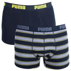 2PACK pánské boxerky Puma vícebarevné (671002001 223)