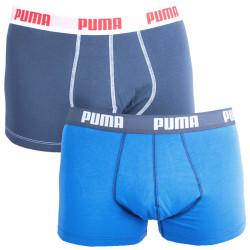 Pánské Boxerky Puma Blue