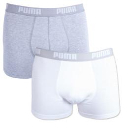 2PACK Pánské Boxerky Puma vícebarevné (521015001 092)