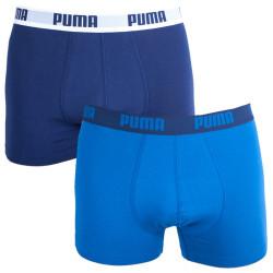 2PACK pánské boxerky Puma modré (521015001 420)