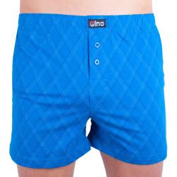 Pánské trenky Gino modré (75116)