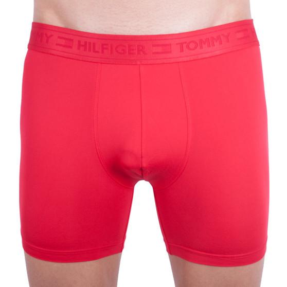 Pánské boxerky Tommy Hilfiger červené (UM0UM00521 611)