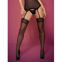 Obsessive 820-STO-1 stockings
