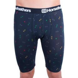 Pánské boxerky Horsefeathers Sidney boxer shorts long rasta
