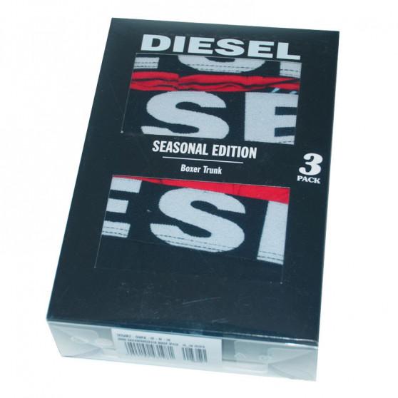 3PACK pánské boxerky Diesel vícebarevné (00SAB2-0JARA-01)