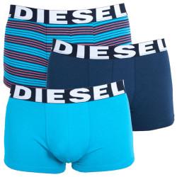 3PACK pánské boxerky Diesel vícebarevné (00SAB2-0JARA-04)