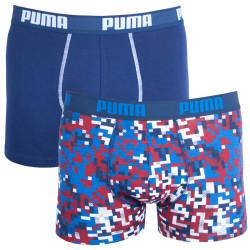 2PACK pánské boxerky Puma vícebarevné (581006001 542)