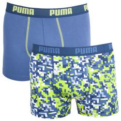 2PACK pánské boxerky Puma vícebarevné (581006001 501)