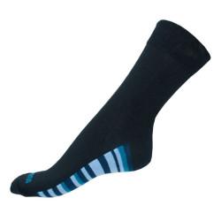 Ponožky Infantia Classicline světle modré pruhy