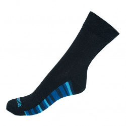 Ponožky Infantia Classicline tmavě modré pruhy