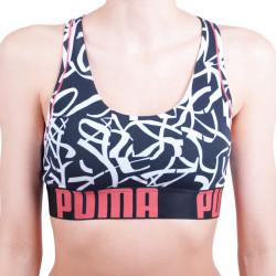 Dámská sportovní podprsenka Puma black/white