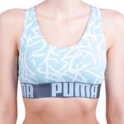 Dámská sportovní podprsenka Puma aqua sea