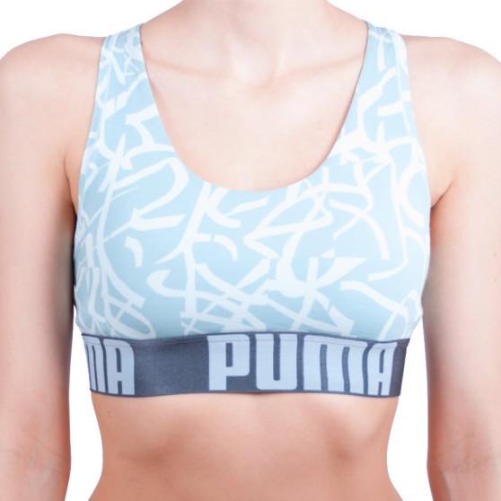 Dámská sportovní podprsenka Puma modrá (583005001 193)