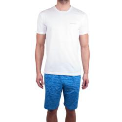 Pánské pyžamo Calvin Klein vícebarevné (NM1536E-PQD)