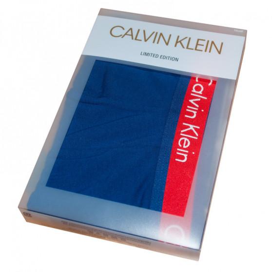 Pánské boxerky Calvin Klein modré (NB1443A-5OK)