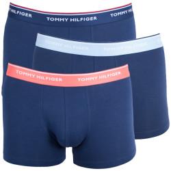 3PACK pánské boxerky Tommy Hilfiger tmavě modré (1U87903842 423)