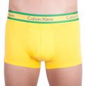 Pánské boxerky Calvin Klein žluté (NB1443A-3BZ)